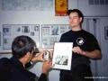 Carl Dechiara Chen Tai Chi teaching license