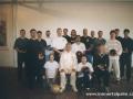 Carl Dechiara with his teacher Grandmaster Chen Qingzhou