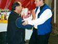 Carl Dechiara with his teacher Master Kenneth Chung (1991-2010)
