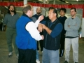 Carl Dechiara with his teacher Master Kenneth Chung (1991-2010)