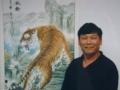 Carl Dechiara's teacher Grandmaster Victor Sheng Long Fu