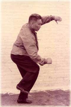 Carl Dechiara's Bagua Lineage - Fu Wing Fay