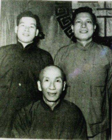 Carl Dechiara Wing Chun Lineage - Yip Man and Leung Sheung