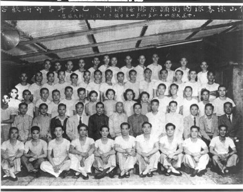 Carl Dechiara Wing Chun Lineage - Yip Man's Class